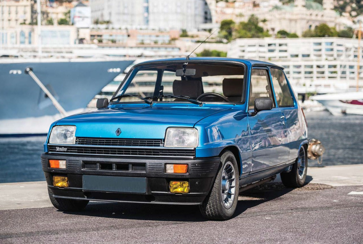 Alpine Renault 5 Turbo Sold By Bac La Collection