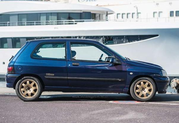 renault clio williams sold by bac la collection. Black Bedroom Furniture Sets. Home Design Ideas