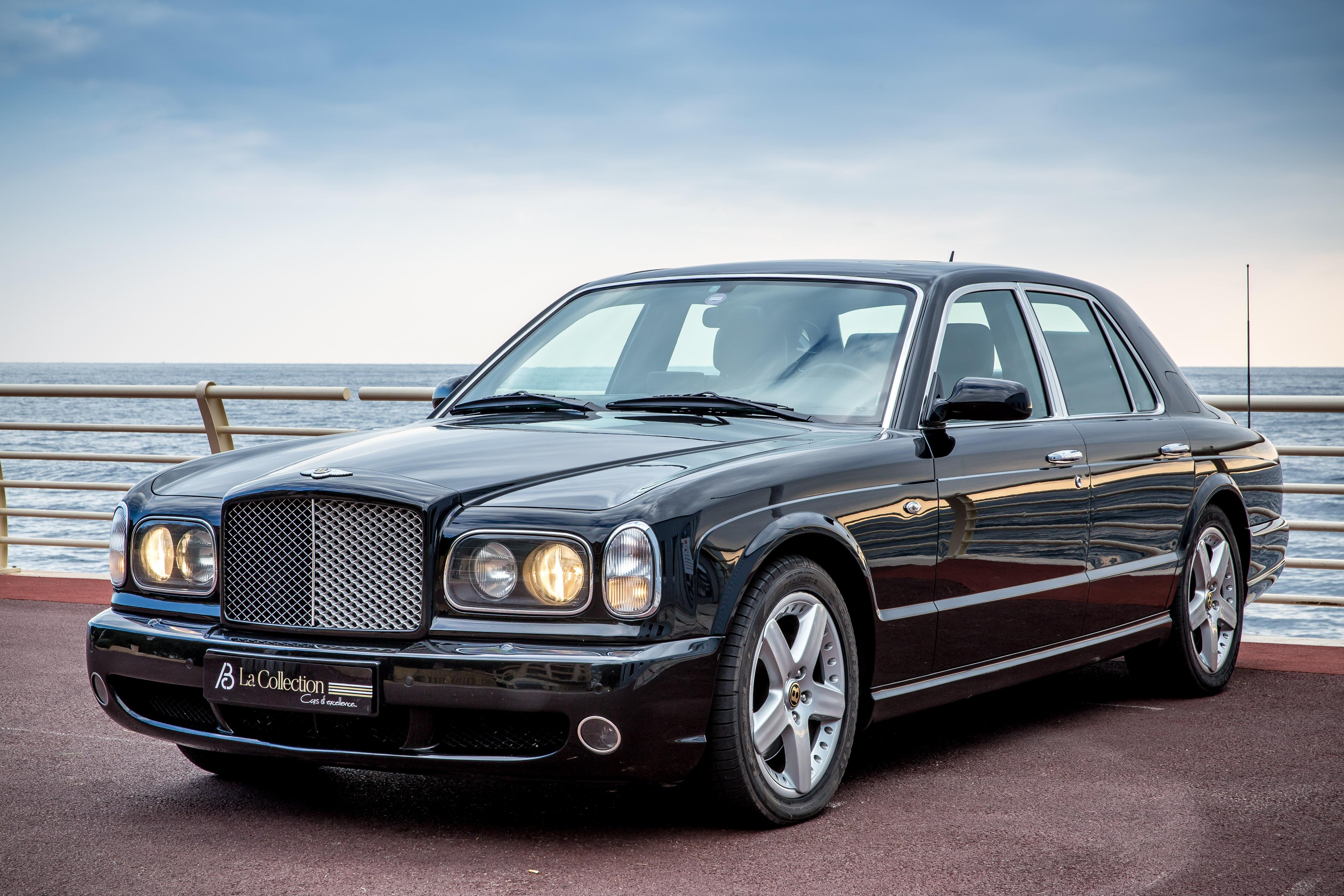 sale arnage news bentley for r t