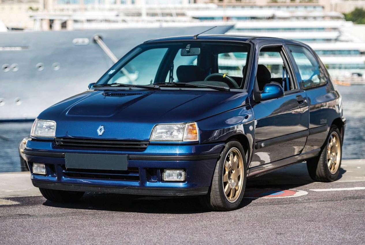 RENAULT CLIO WILLIAMS 1993