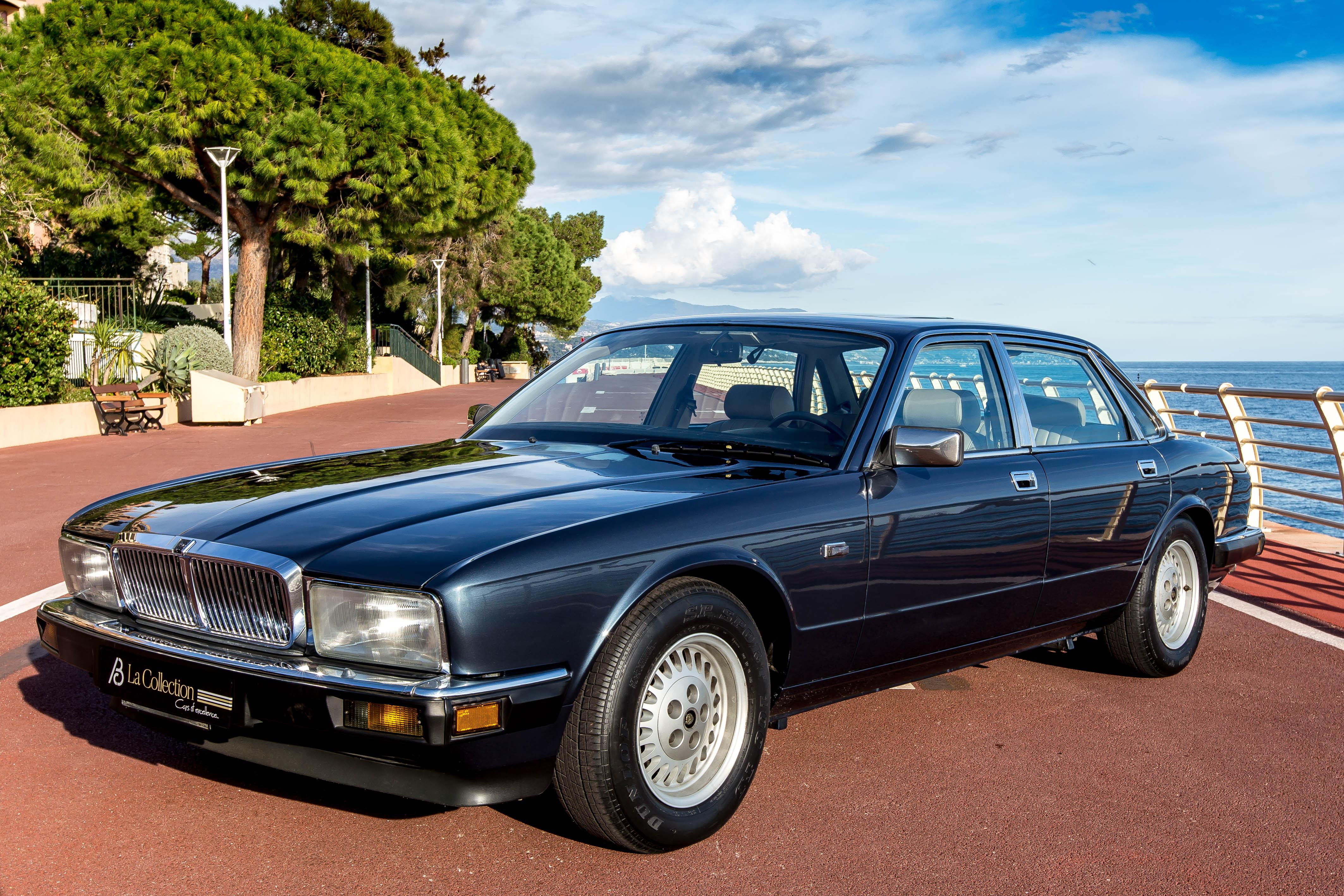 JAGUAR SOVERING 4.2 1988